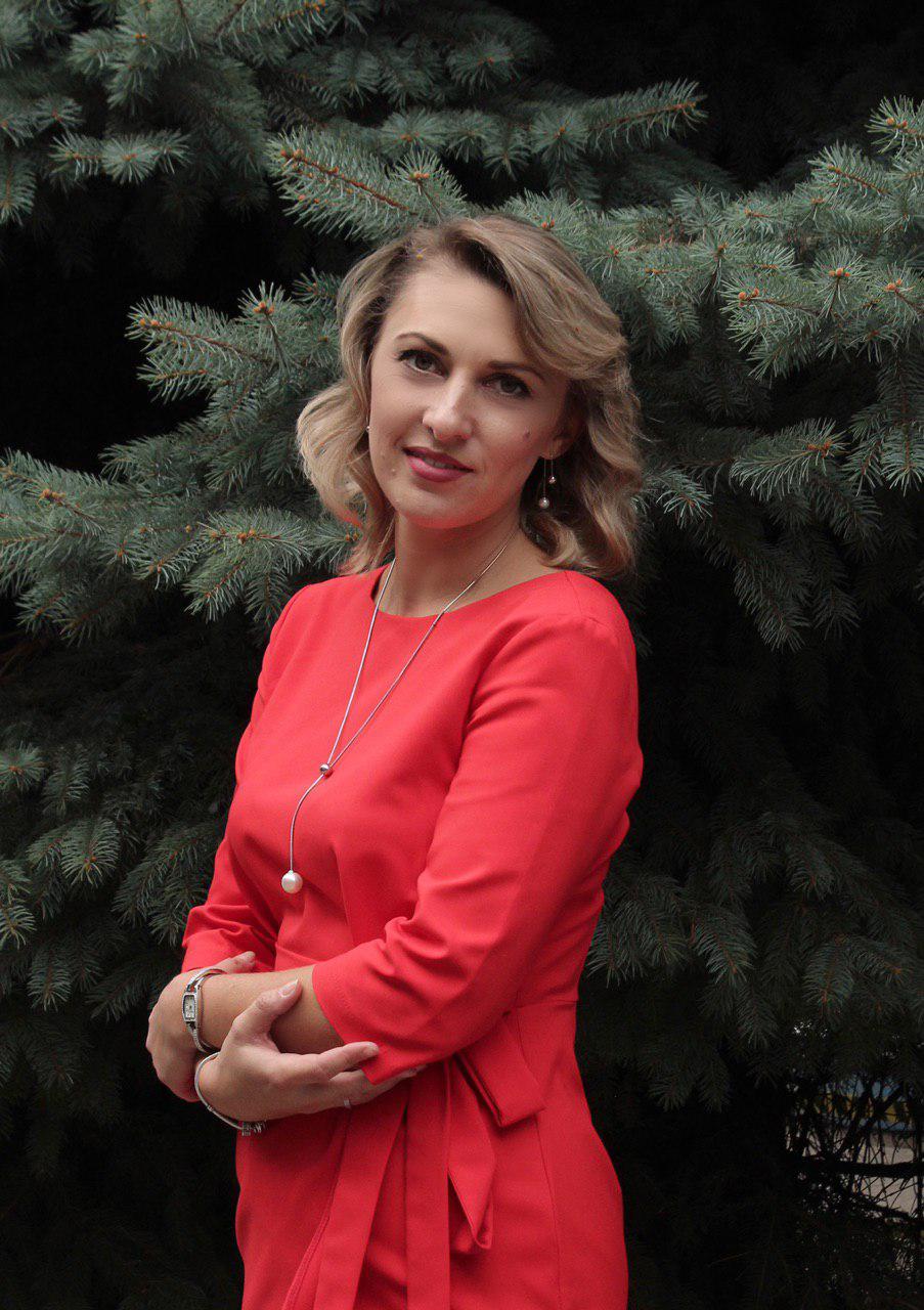 Благинина Анастасия Валерьевна - Учитель математики.