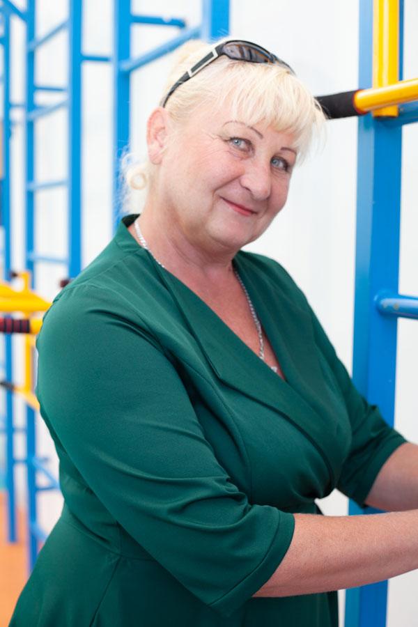 Чичерина Светлана Владимировна - Учитель физкультуры.