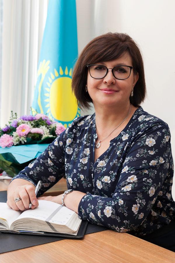 Кирпун Наталья Геннадиевна - Генеральный директор Международной школы-лицея
