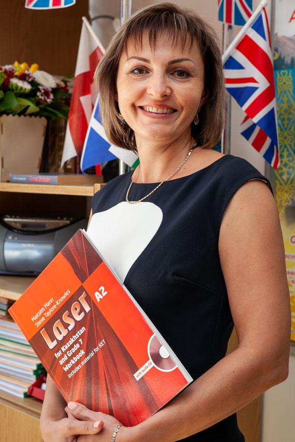 Ковтунова Ирина Анатольевна - Учитель английского языка