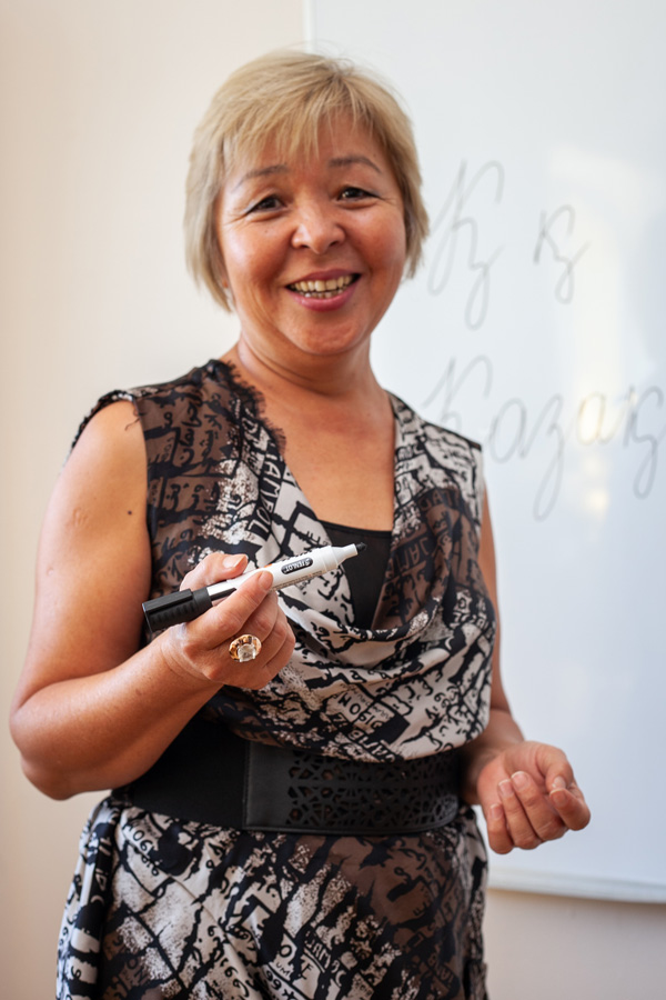 Махметова Меруерт Абдыбаевна - Учитель казахского языка и литературы.