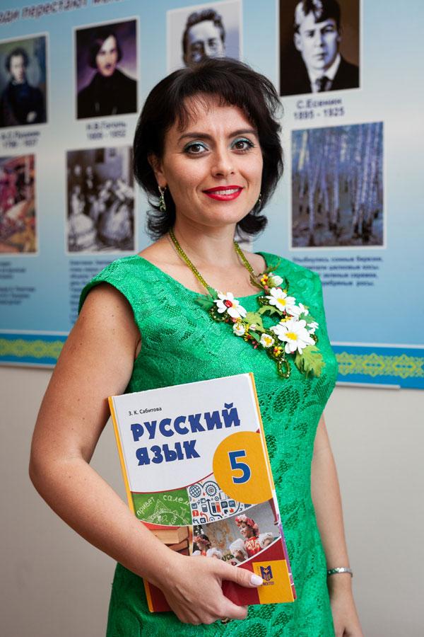 Пильская Марина Александровна. - Учитель русского языка и литературы.