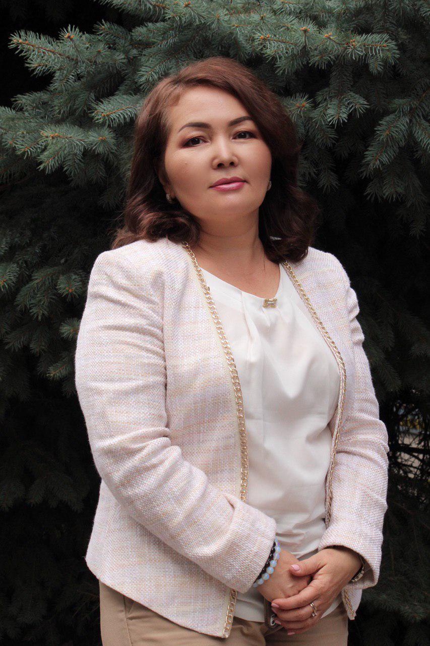 Cейсенбаева Айсулу Сайлауовна - Учитель казахского языка и литературы.