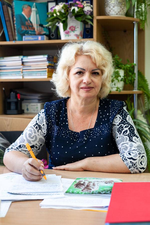 Кодолова Ярослава Игоревна - Учитель физики.