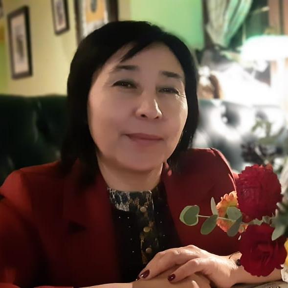 Буркеева Загира Амирбековна - Учитель разговорного казахского языка